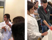 """L' Unimont incontra la """"Fondazione Maddalena di Canossa"""" di Bergamo"""